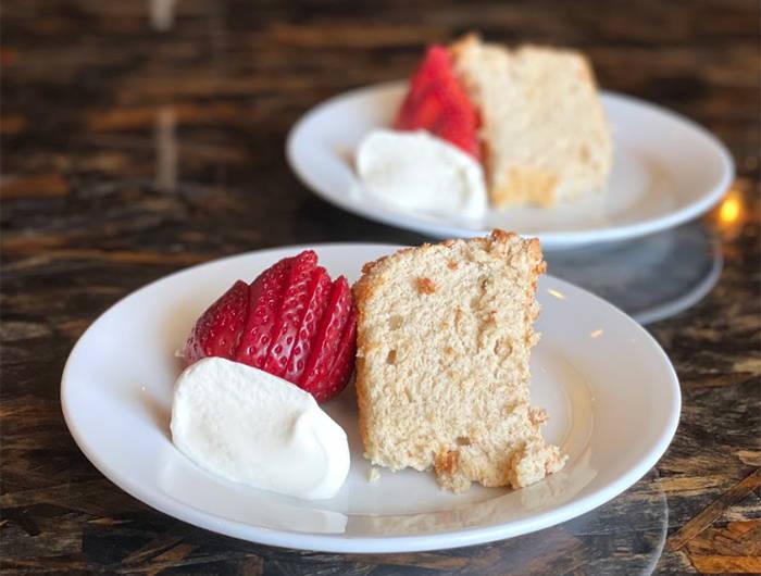 Ulu Flour Angel Food Cake