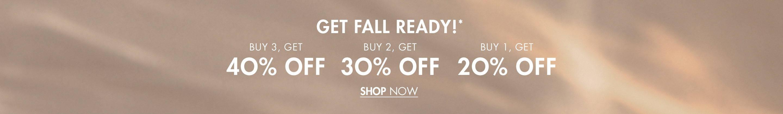 Get Fall Ready