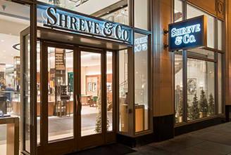 Shreve & Co in San Francisco