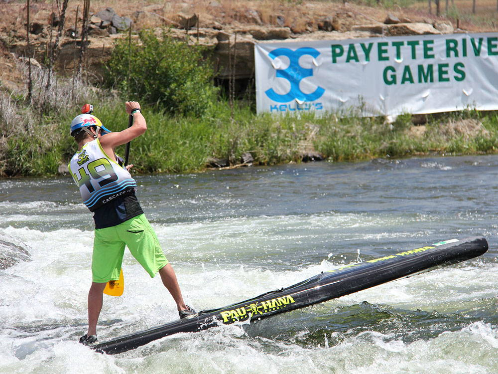 dane jackson SUP racing