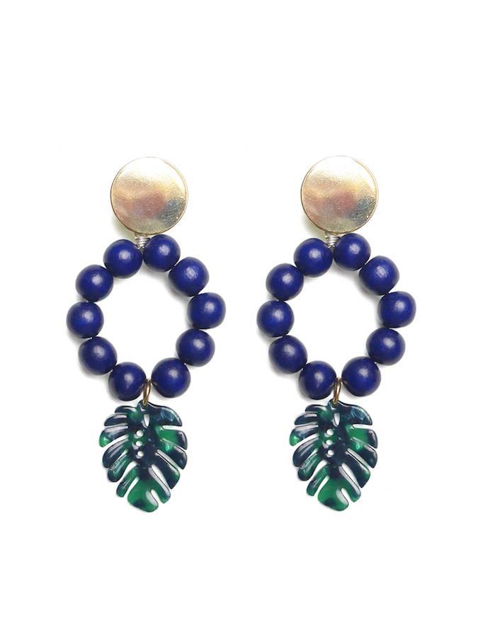 Purchase with Purpose Soli & Sun Lola Sustainable Handmade Earrings