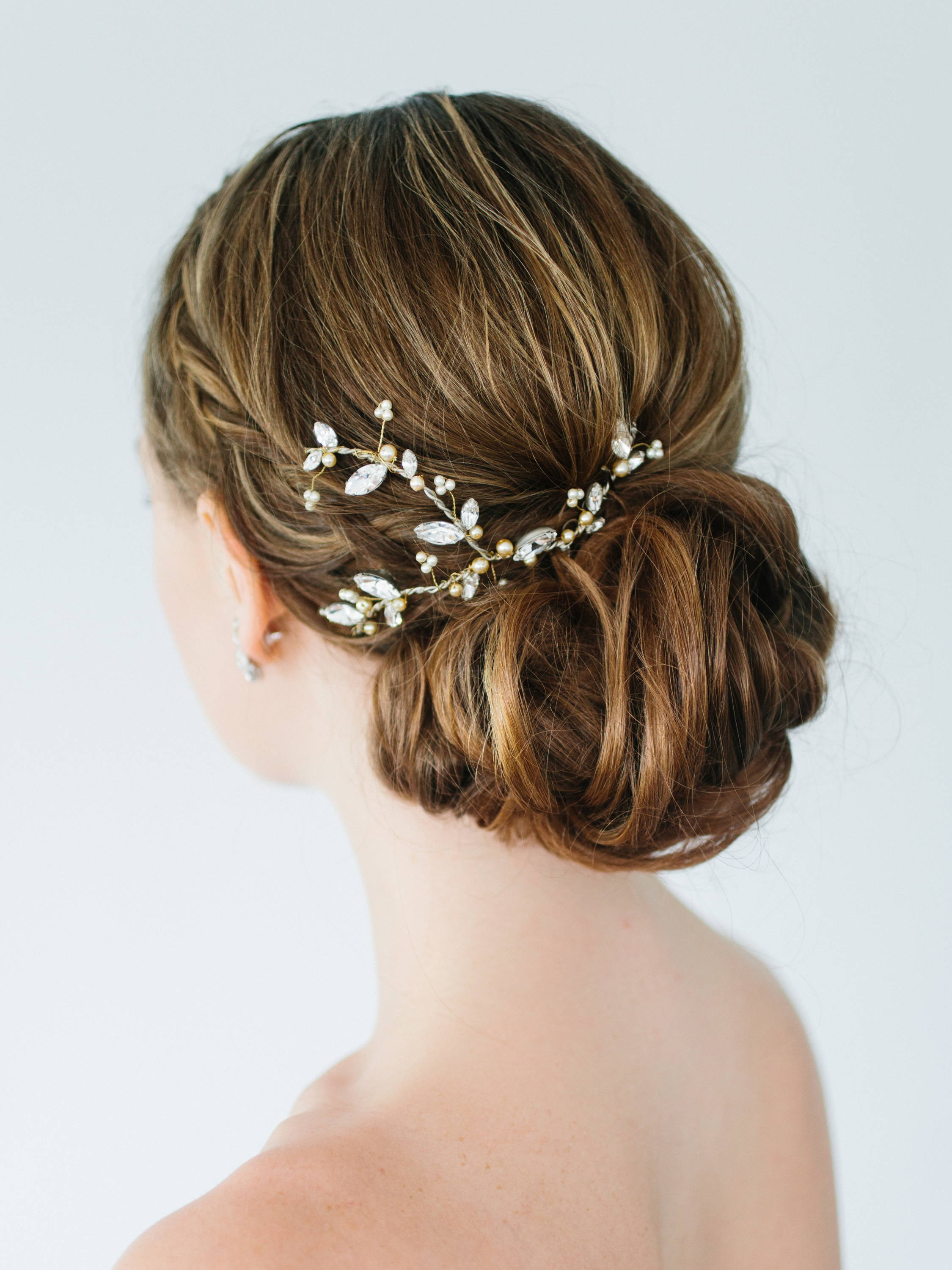 Ampersand Bridal Provence Hair Comb