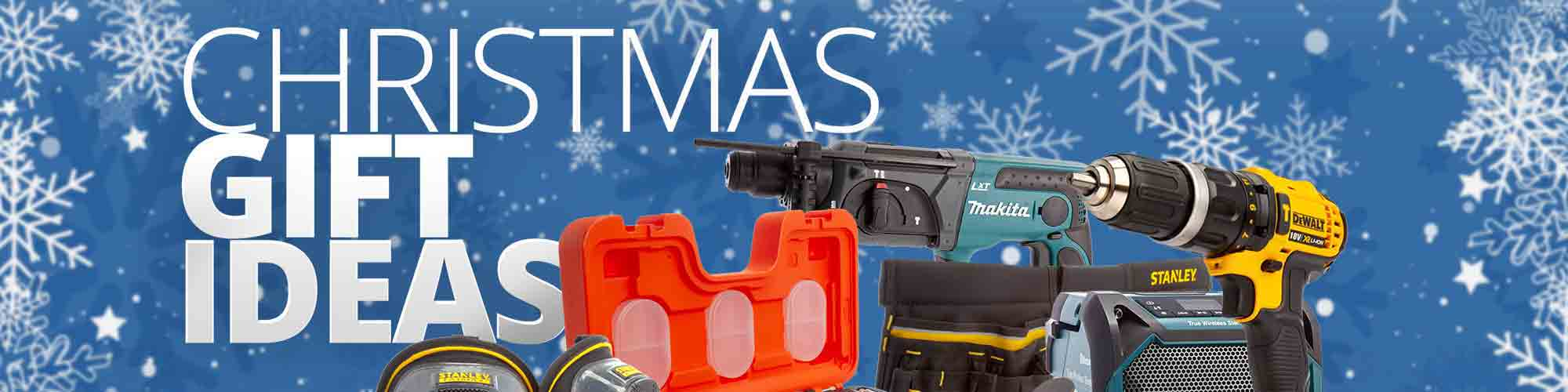 Christmas Gift Ideas for Tool Lovers