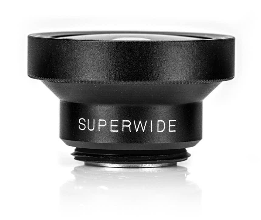 hitcase truelux superwide lens