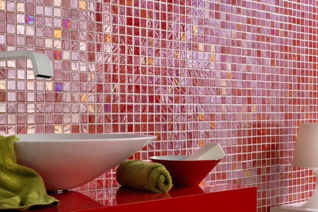Vidrepur glass tile for bathrooms