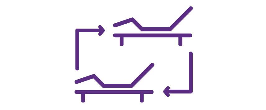 Synchronized base icon
