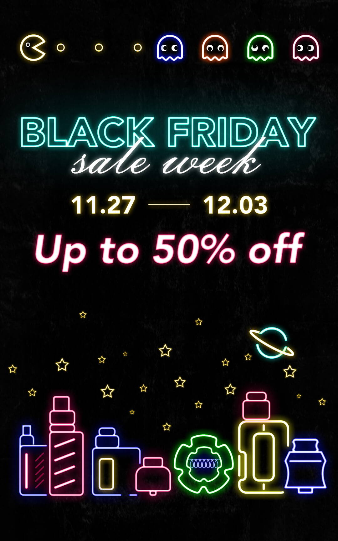 Thanksgiving Day Black Friday Cyber Monday Vape Deals Offers 2019