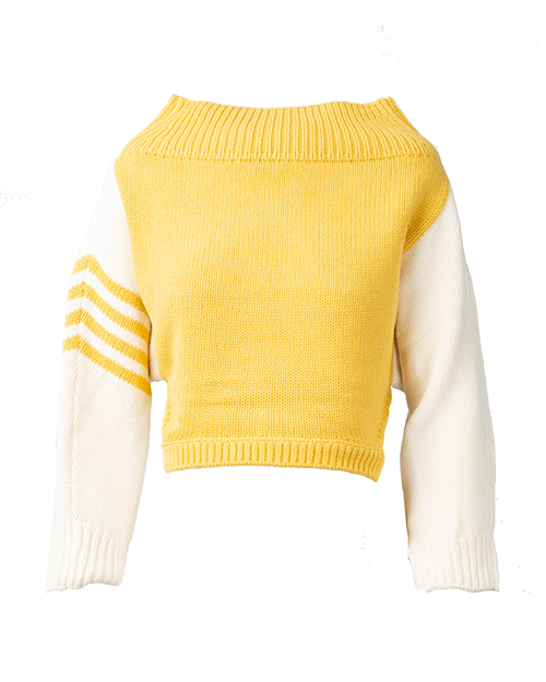Yellow Sweater | Holiday Gift Guide | J.ING