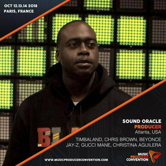 SoundOracle, William Tyler, SoundOracle Sound Kits, Beat Battle 2018, 2018 European Beat Battle, Beat Battle Music Producer Challenge, Music Producer Challenge, 2018 European Beat Battle & Production Workshops, Music Producer Convention, Producer Convention, Producer Workshop, Paris, France, Europe, Hip Hop, Pop, Urban Music, Electronic Music, Producers, Music Producers, DJs, Beat, Beat Battle, Beats, Beatmaking, Beatmakers, European Gathering For Urban & Electronic Music Producers
