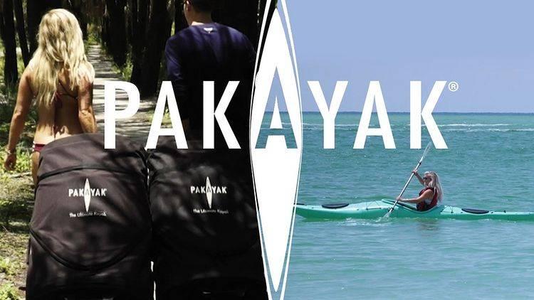Pakayak brand banner