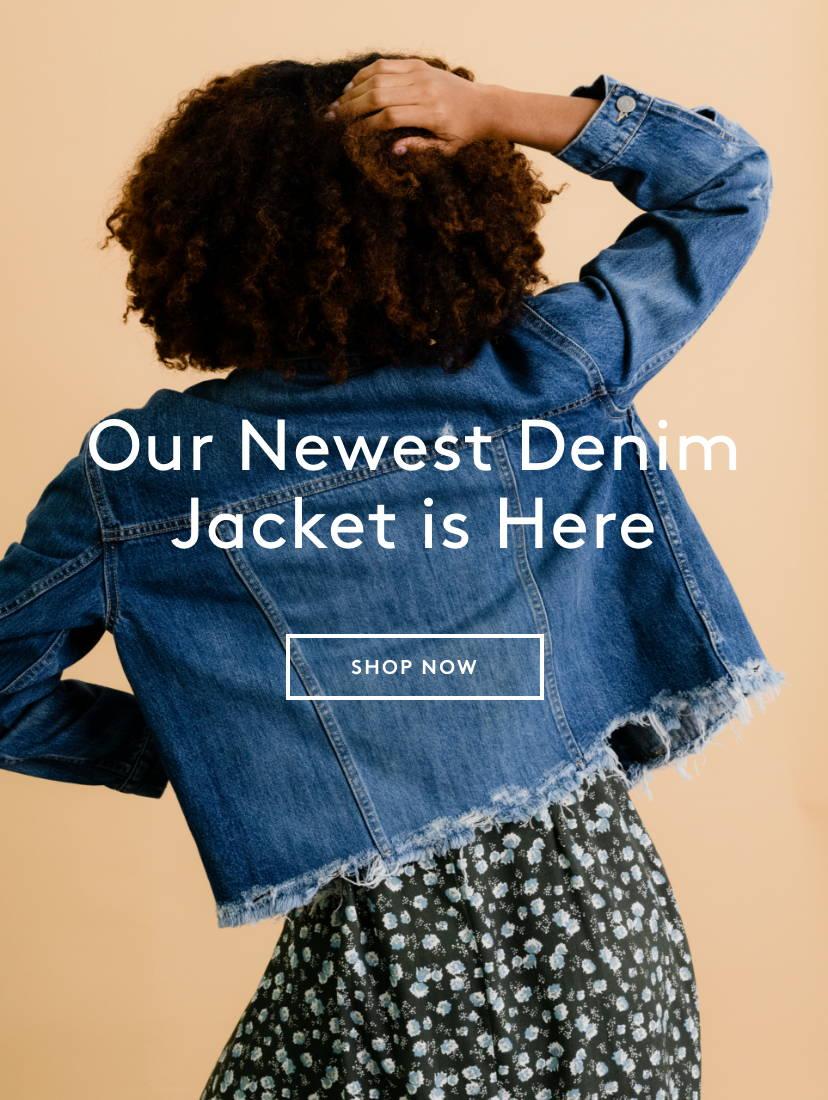 Shop Jenna Boyfriend Jacket