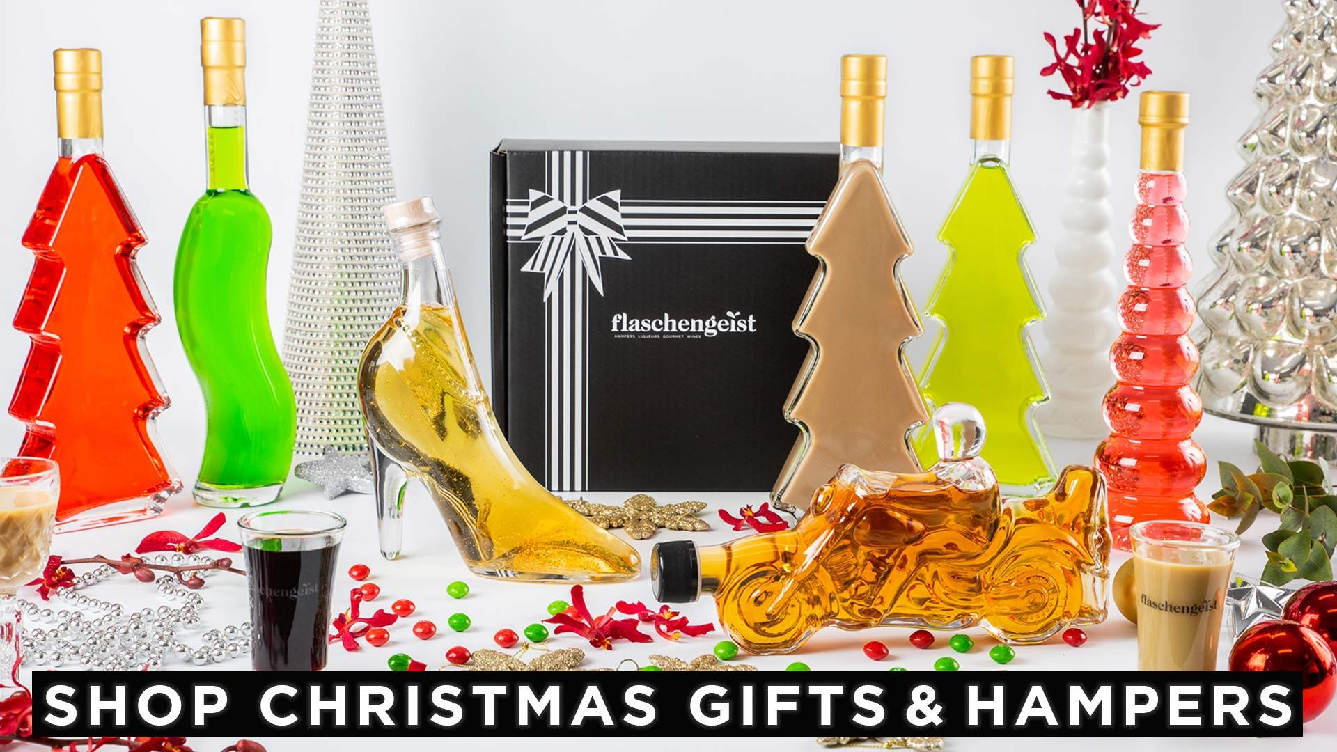 Shop Christmas Gifts & Hampers