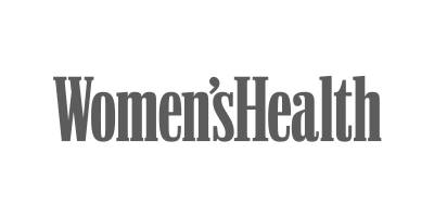 Women's Health Grey Logo