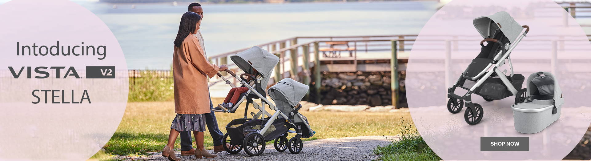 introducing Vista V2 Stella baby stroller, baby gear, Kidsland