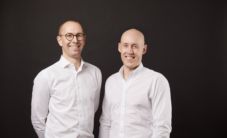 Plegiums grundare, Carl Ljung och Henrik Frisk