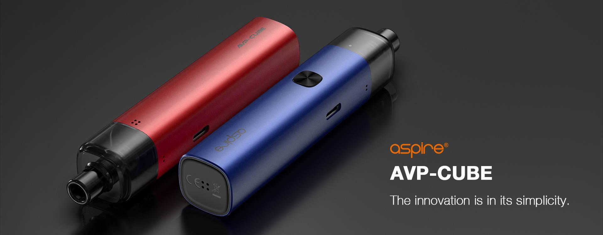 Aspire AVP Cube | Vape Pod Device | Buy Aspire AVP Cube Pod Kit Online