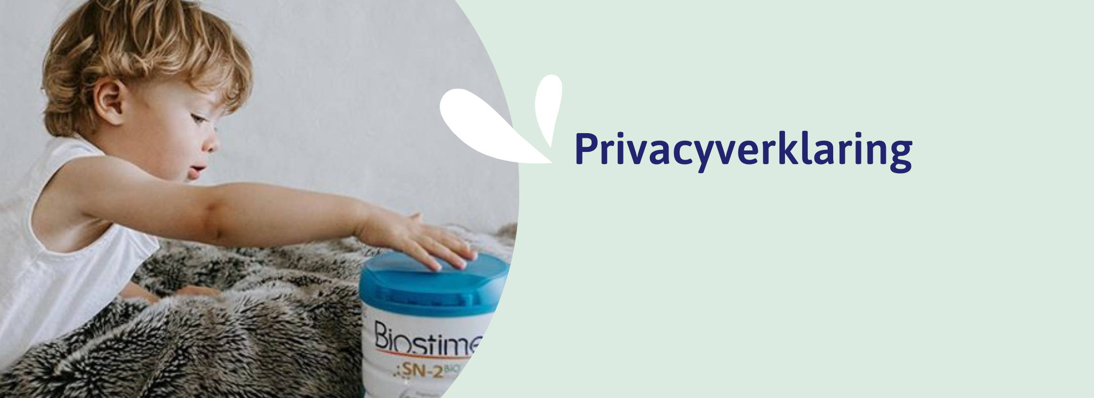 Biostime privacyverklaring