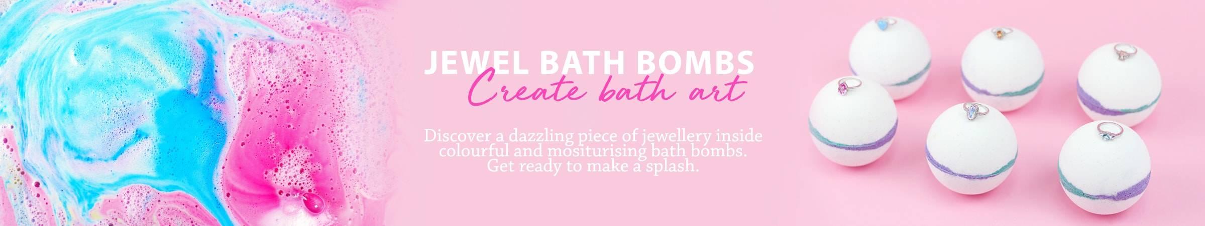 Jewel Bath Bomb