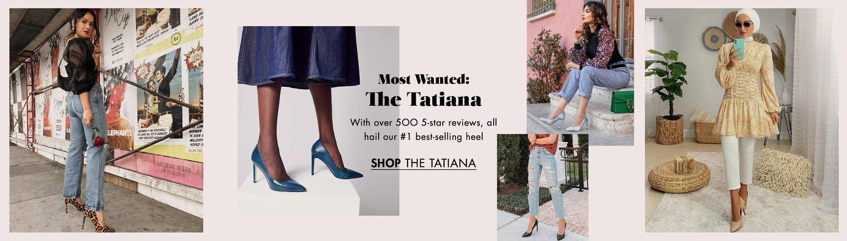 Shop the Tatiana