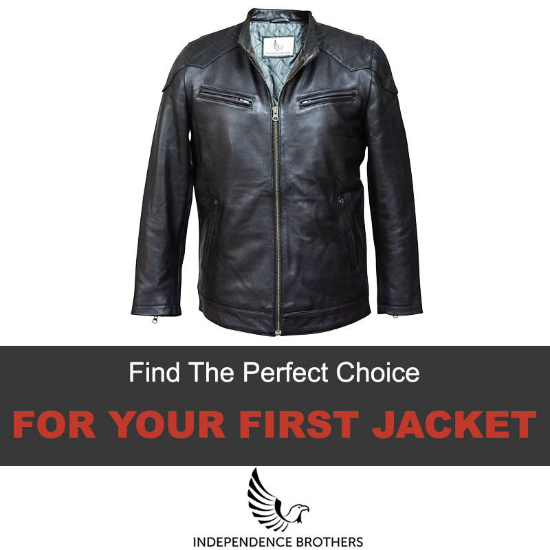 Find your first jacket