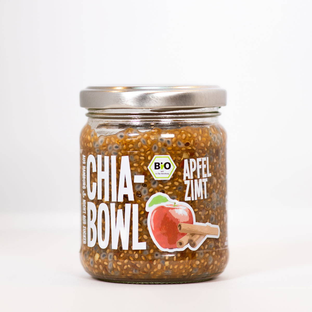 Chia Bowl Apfel Zimt