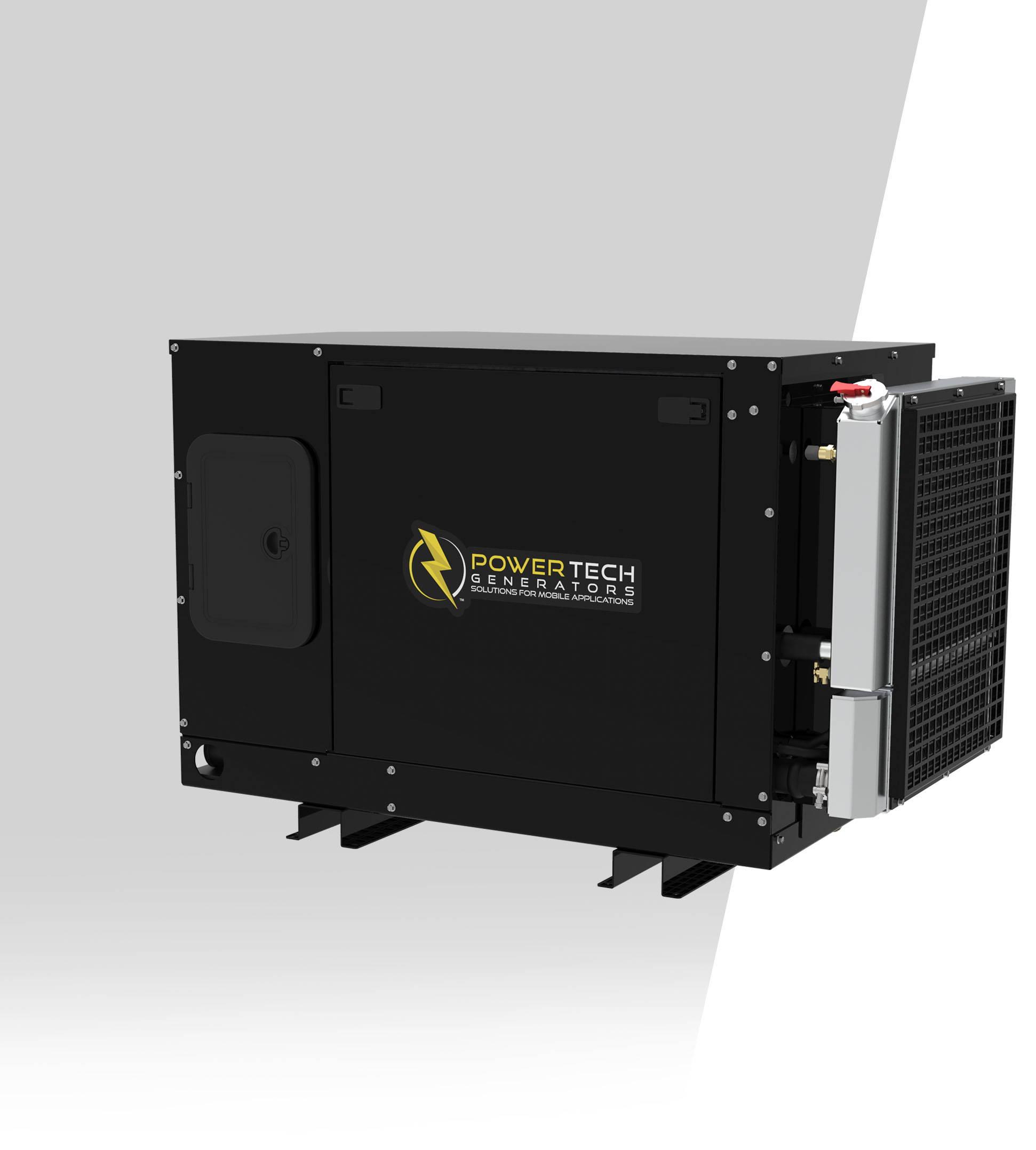Power Tech Mobile Medical Generator