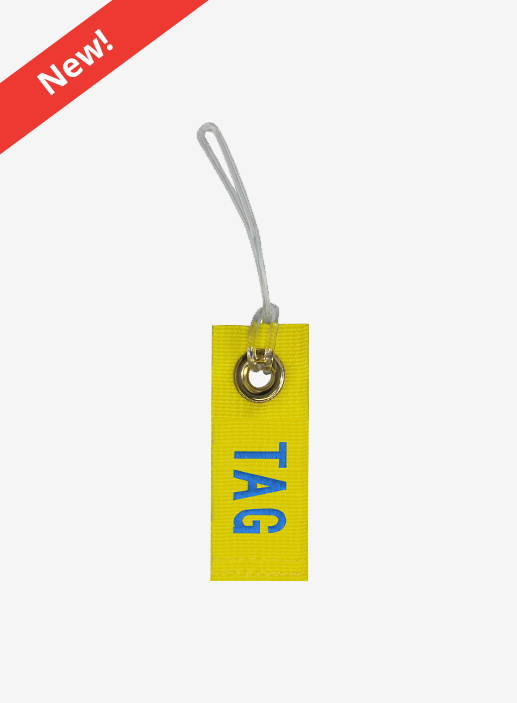 Visitag Mini Bag Tag