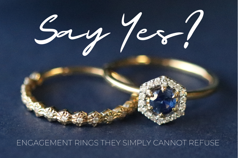Engagement Rings by Gemondo