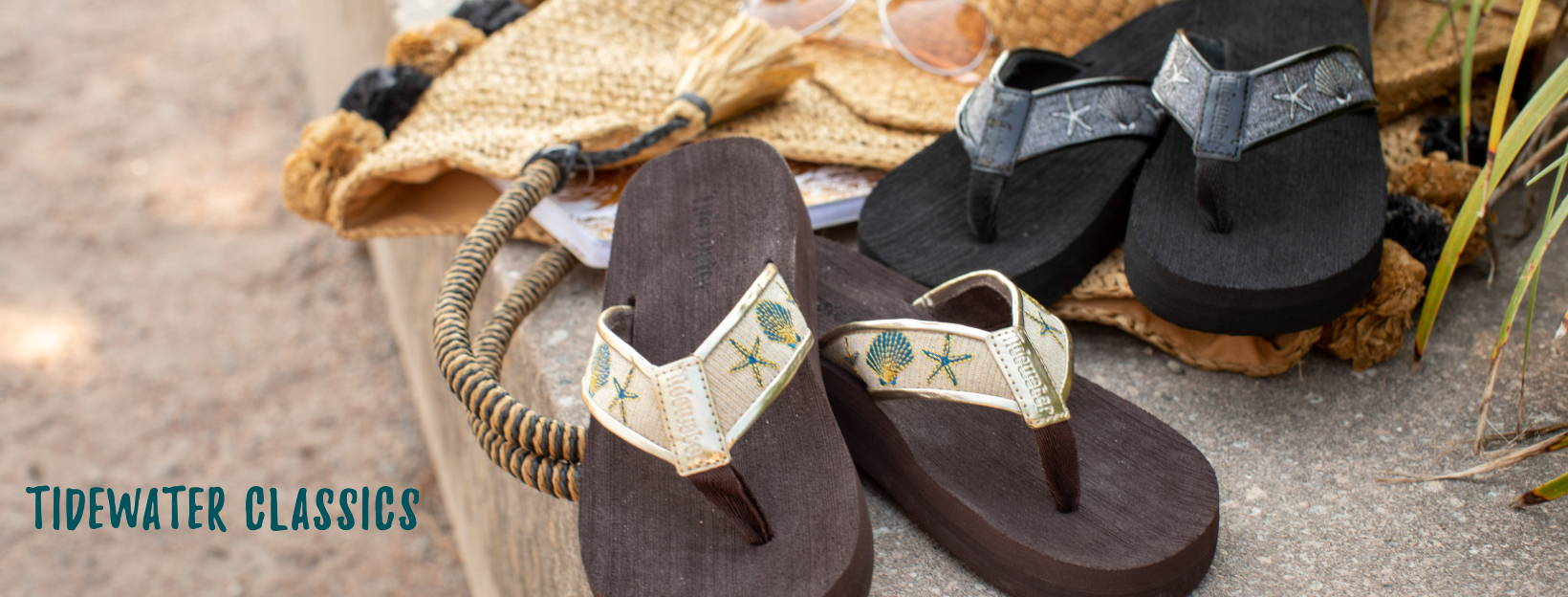 6c63695ea Tidewater Sandals - Comfort and Style all day