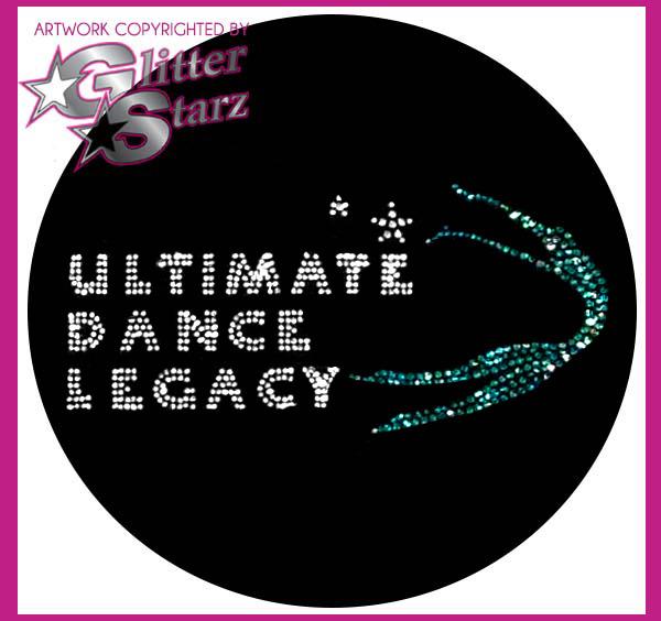 ultimate dance legacy bling webstore fundraiser glitterstarz