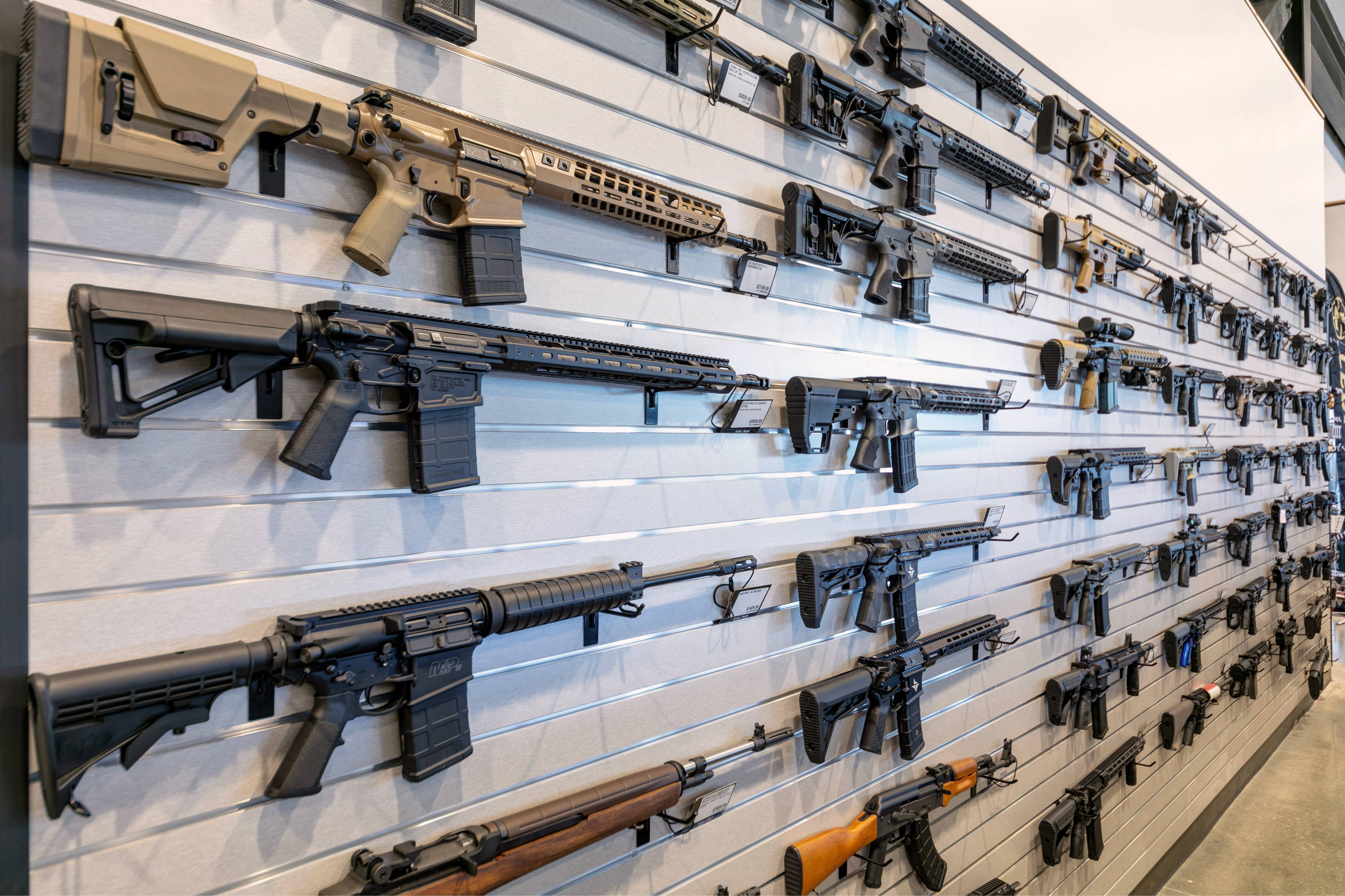 Gun Shop in Dallas Fort Worth