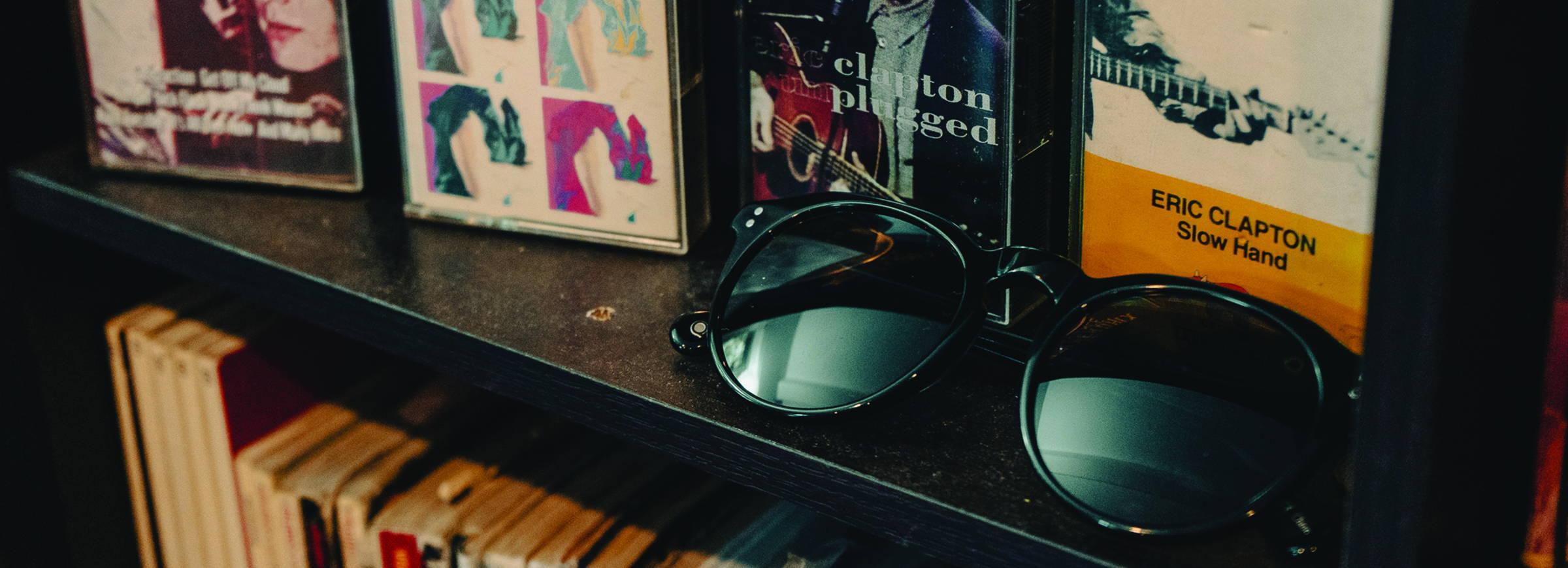 Midnight Love Sunglasses