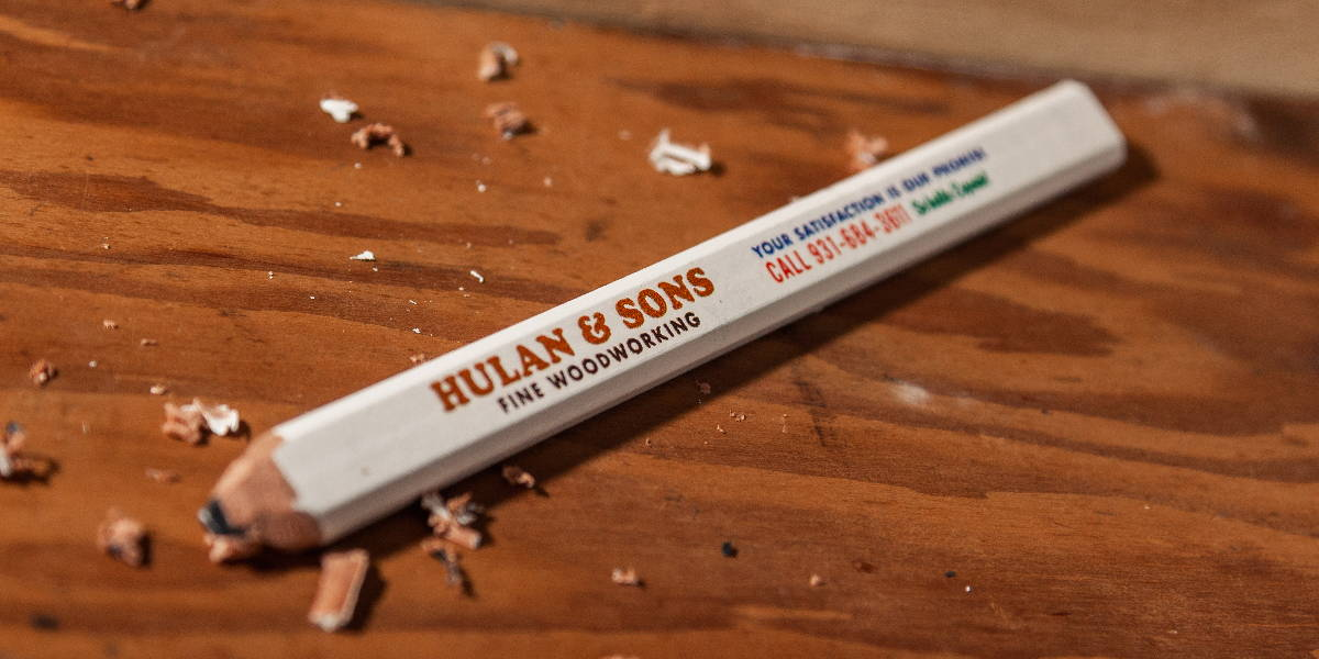 Ditch The Business Card Ideas And Inspiration For Business Pencils