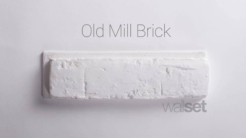 3D brick walls