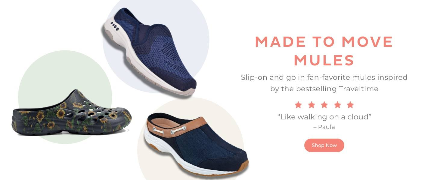Made to Move Mules