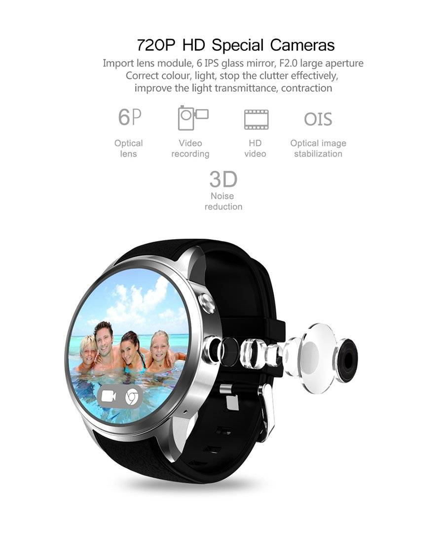 Shoot HD Videos With Optical Image Stabilization