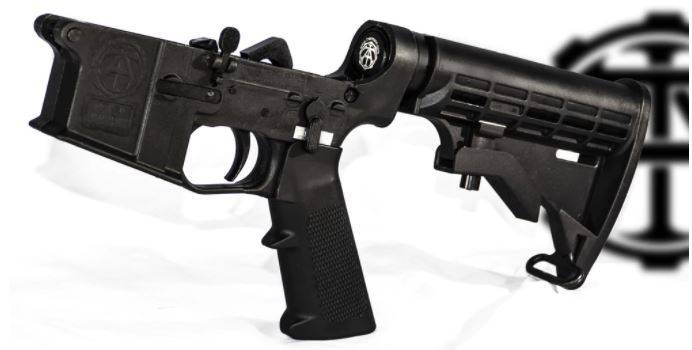 Lightweight Reliable AR Receivers