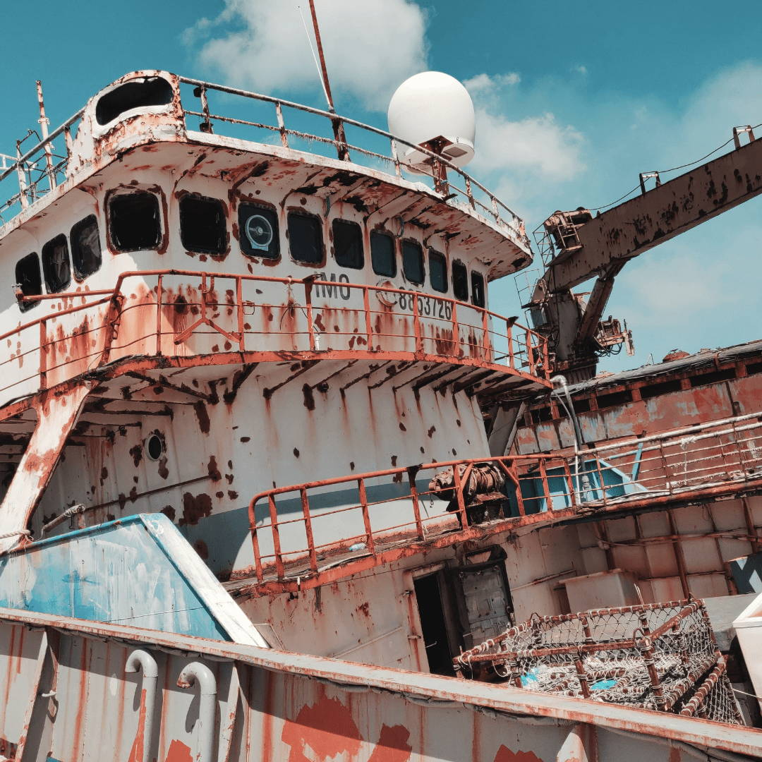 shipwreck maldvies