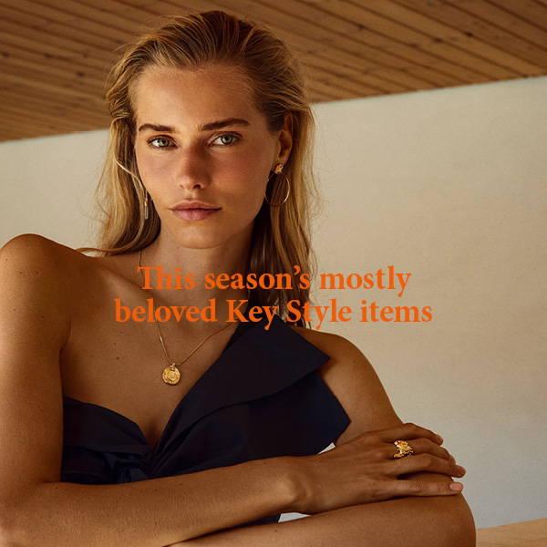 This seasons key style items