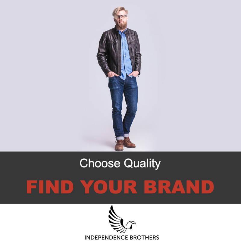 Leather jacket brands