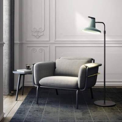Tango Lighting Table & Floor Lamps