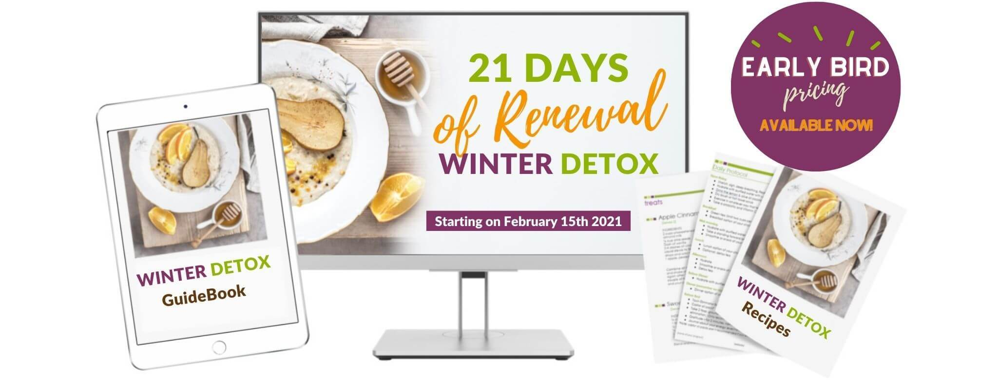 21 days of renewal winter detox monica paz nourished functional nutrition