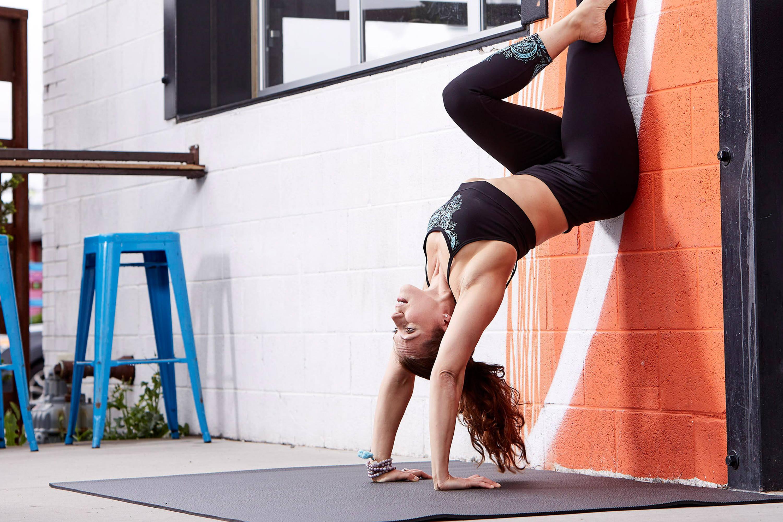 Yoga mat size