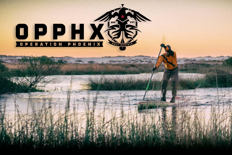 Operation Phoenix - An Epic Journey: Part 1