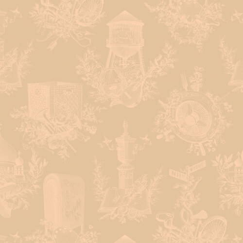 Flavor Paper Wythe Toile Wallpaper