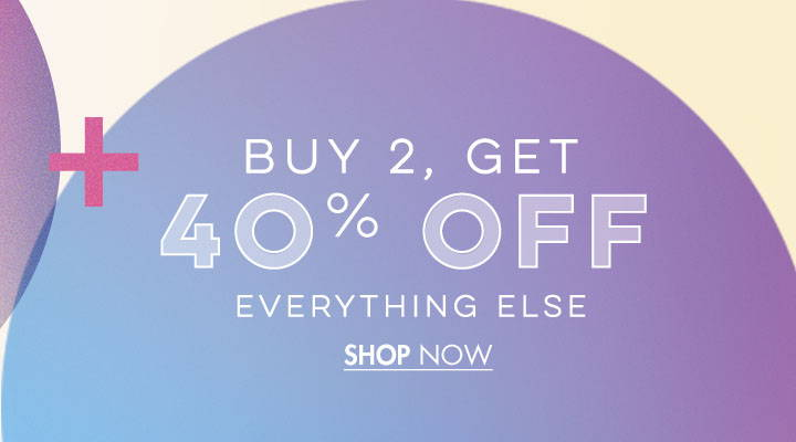 Buy 2 Get 40% Off