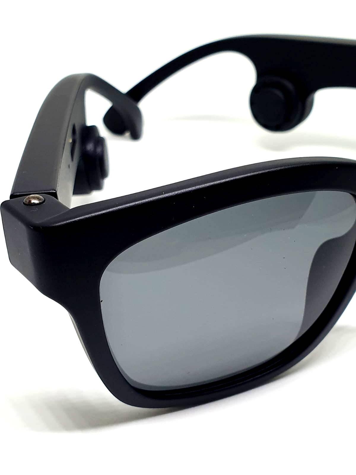 Zoom sur la paire WAVZ Portofino Carbon Black