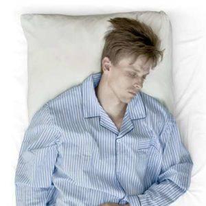 ont i ländryggen efter sömn