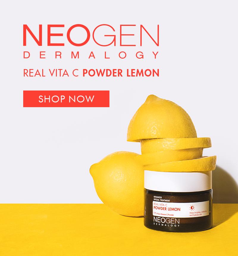 Real Vita C Powder Lemon by neogen dermalogy #16
