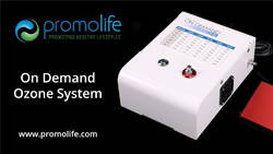 On Demand Ozone System